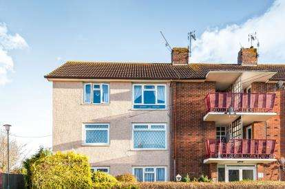 2 Bedrooms Flat for sale in Exeter, Devon, England