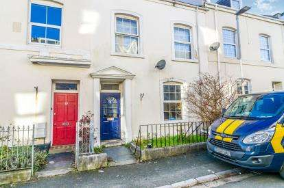 5 Bedrooms Terraced House for sale in Stoke, Plymouth, Devon
