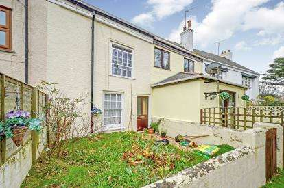 2 Bedrooms Terraced House for sale in Chacewater, Truro, Cornwall