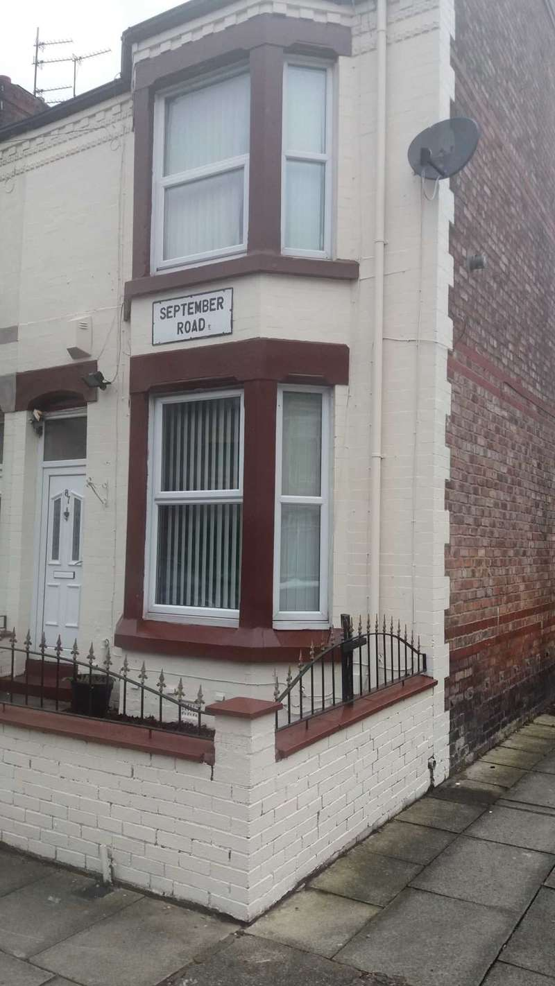 3 Bedrooms House for sale in Reference: 96524, September Road, Liverpool