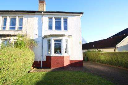 2 Bedrooms End Of Terrace House for sale in Balornock Road, Balornock
