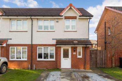 3 Bedrooms Semi Detached House for sale in Andrew Paton Way, Hamilton