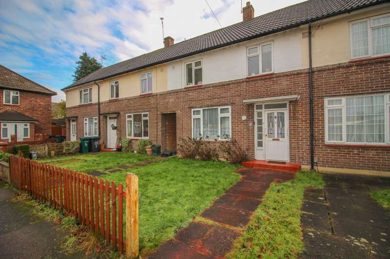 2 Bedrooms Terraced House for sale in Buxton Path, South Oxhey