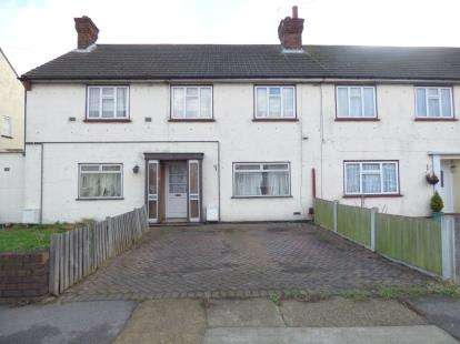 2 Bedrooms Maisonette Flat for sale in Rainham