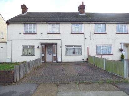 2 Bedrooms Maisonette Flat for sale in Rainham, Essex, .