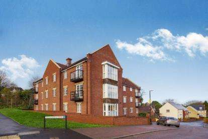 2 Bedrooms Flat for sale in Alexandra Close, Dursley, Gloucestershire, England