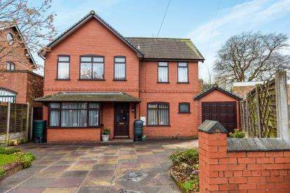 3 Bedrooms Detached House for sale in Sutton Road, Walsall, West Midlands