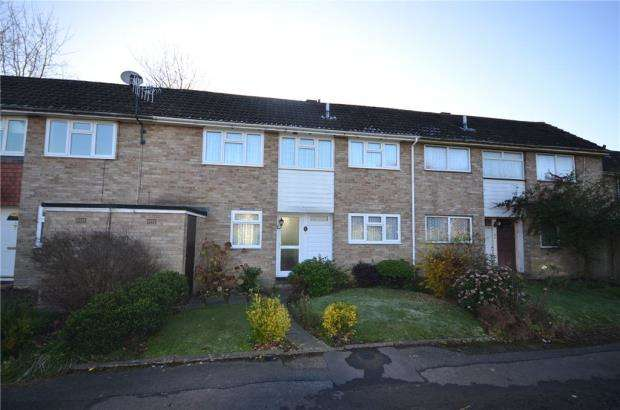 4 Bedrooms Terraced House for sale in Rosedale Gardens, Bracknell, Berkshire