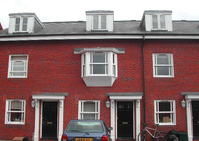 4 Bedrooms House for rent in Sivell Mews, Sivell Place, Exeter
