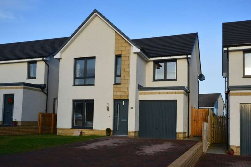 4 Bedrooms Detached House for sale in Bowmore View, Inverness, IV3