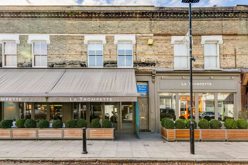 3 Bedrooms Apartment Flat for sale in Devonshire Road, Chiswick W4