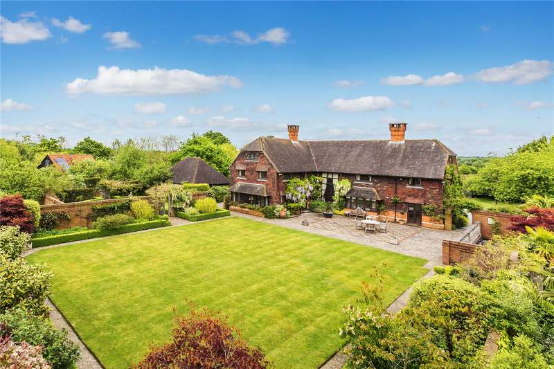 5 Bedrooms Detached House for sale in Temple Lane, Capel, Dorking, Surrey, RH5