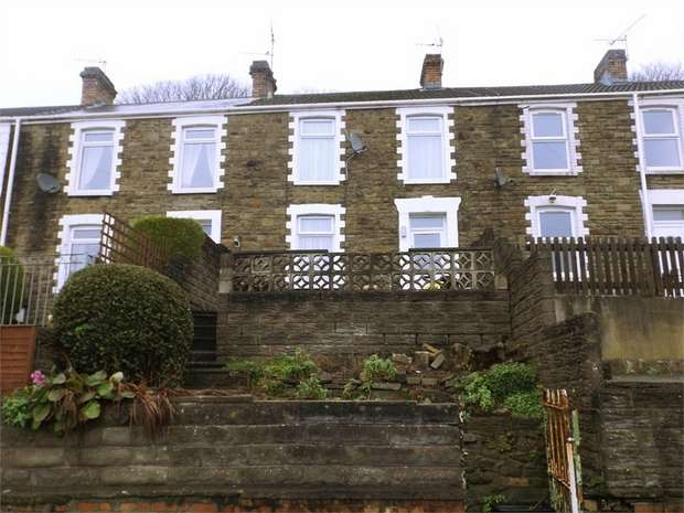 3 Bedrooms Terraced House for sale in Sea View Terrace, Baglan, Port Talbot, West Glamorgan