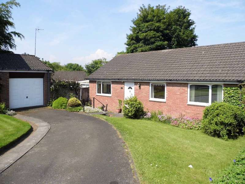 3 Bedrooms Bungalow for rent in Fernway, Morpeth