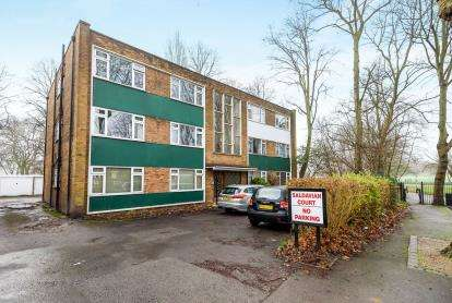 2 Bedrooms Flat for sale in Saldavian Court, Slaney Road, West Midlands