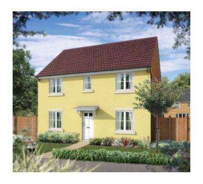 4 Bedrooms Detached House for sale in Wincanton, Somerset