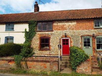 3 Bedrooms Terraced House for sale in Hindringham, Fakenham, Norfolk