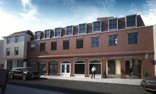 1 Bedroom House for sale in St James House, Castle Street, Canterbury