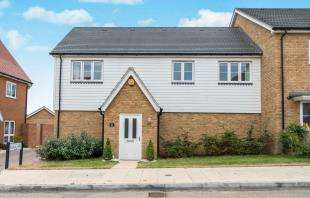 2 Bedrooms Flat for sale in Flora Way, Rochester, Strood, Kent