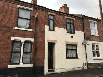 2 Bedrooms Terraced House for sale in Baden Powell Road, Nottingham, Nottinghamshire