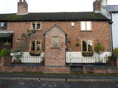 2 Bedrooms Terraced House for sale in The Green, Mickleover, Derby, Derbyshire