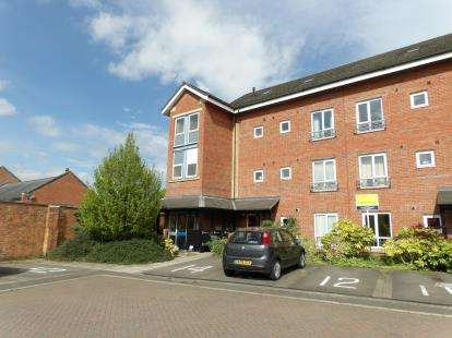 2 Bedrooms Flat for sale in Hartington Street, Loughborough, Leicestershire