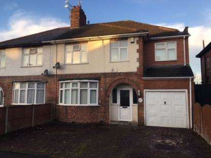 4 Bedrooms Semi Detached House for sale in Willow Park Drive, Wigston Fields, Leicestershire