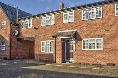 2 Bedrooms Maisonette Flat for sale in Tudor Court, Godmanchester, Huntingdon, Cambridgeshire