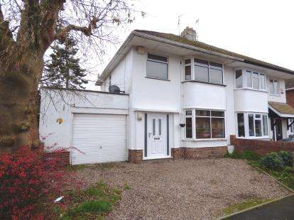 3 Bedrooms Semi Detached House for sale in Mary Armyne Road, Orton Longueville, Cambridgeshire