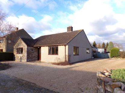 2 Bedrooms Bungalow for sale in Cowship Lane, Cromhall, Wotton-Under-Edge, Gloucestershire