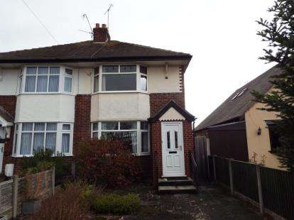 2 Bedrooms Semi Detached House for sale in Chester Road, Huntington, Chester, Cheshire, CH3