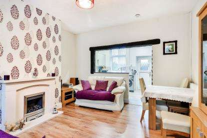 2 Bedrooms Terraced House for sale in Mason Street, Colne, Lancashire, BB8