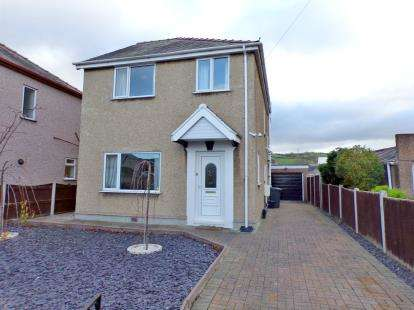 4 Bedrooms Detached House for sale in Bryn Marl Road, Mochdre, Colwyn Bay, Conwy, LL28