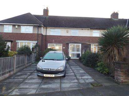 3 Bedrooms Terraced House for sale in Thirlmere Drive, Litherland, Liverpool, Merseyside, L21