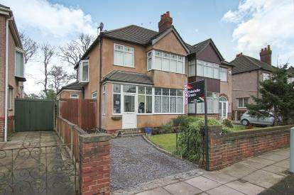 3 Bedrooms Semi Detached House for sale in Orchard Dale, Crosby, Liverpool, Merseyside, L23
