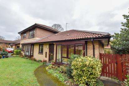 2 Bedrooms Retirement Property for sale in Sandyford Park, Newcastle Upon Tyne, Tyne and Wear, NE2