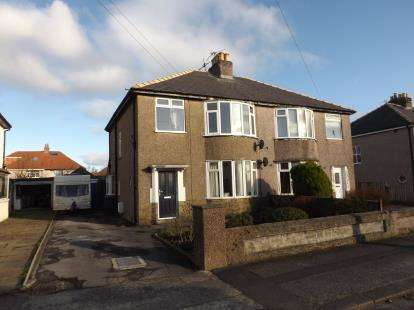 1 Bedroom Flat for sale in Homfray Grove, Morecambe, Lancashire, United Kingdom, LA3