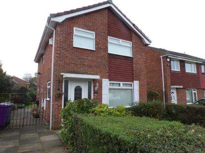 3 Bedrooms Detached House for sale in Chestnut Road, Walton, Liverpool, Merseyside, L9