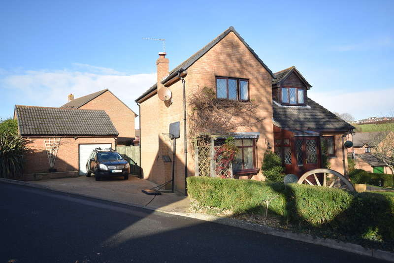 4 Bedrooms Detached House for sale in Maple Drive, Newport