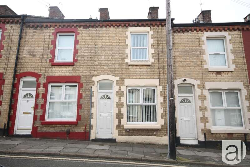 2 Bedrooms Terraced House for sale in Norgate Street Anfield L4