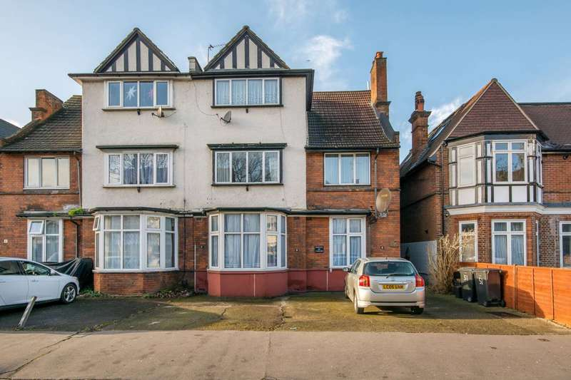 2 Bedrooms Flat for sale in Chatsworth Road, Central Croydon, CR0