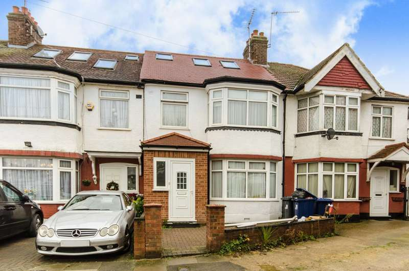 4 Bedrooms House for sale in Park Close, West Twyford, NW10