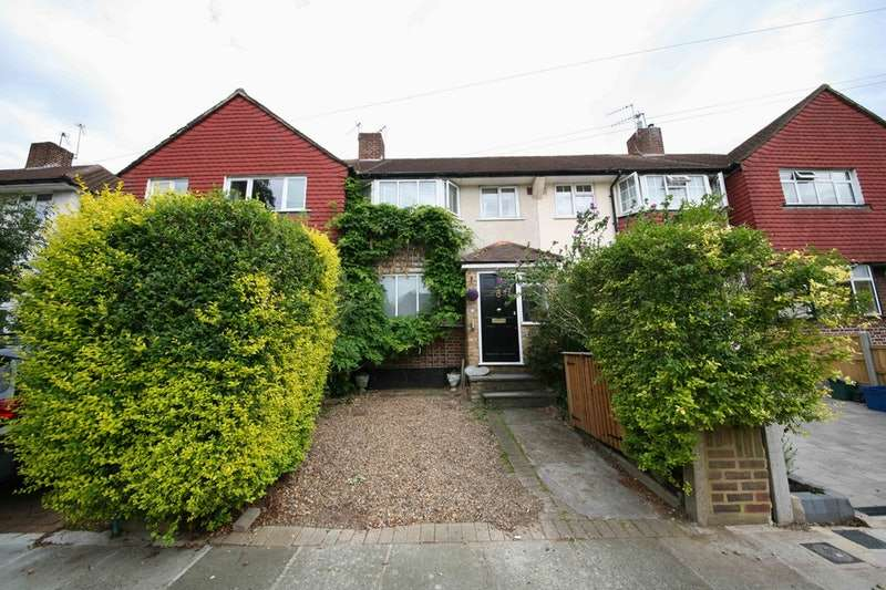 3 Bedrooms Terraced House for sale in Fulwell Park Avenue, Twickenham, Middlesex, TW2
