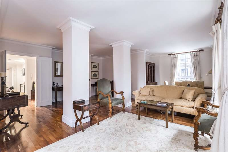 2 Bedrooms Flat for sale in St. Johns Building, Marsham Street, London, SW1P