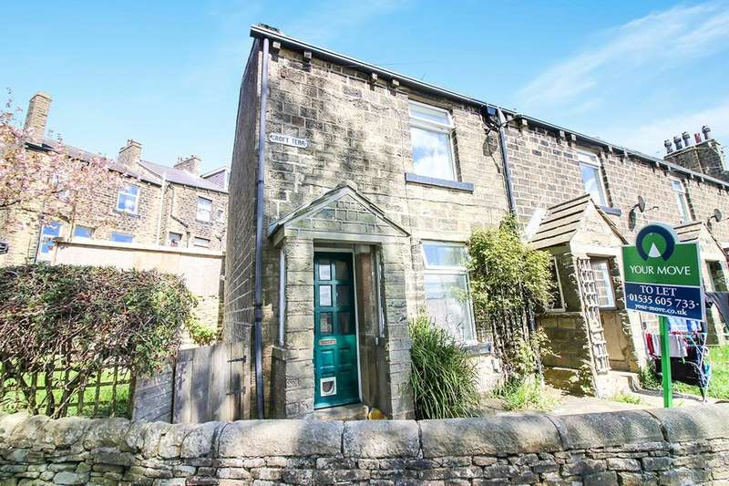 2 Bedrooms Property for rent in Croft Terrace, Oakworth, Keighley, BD22