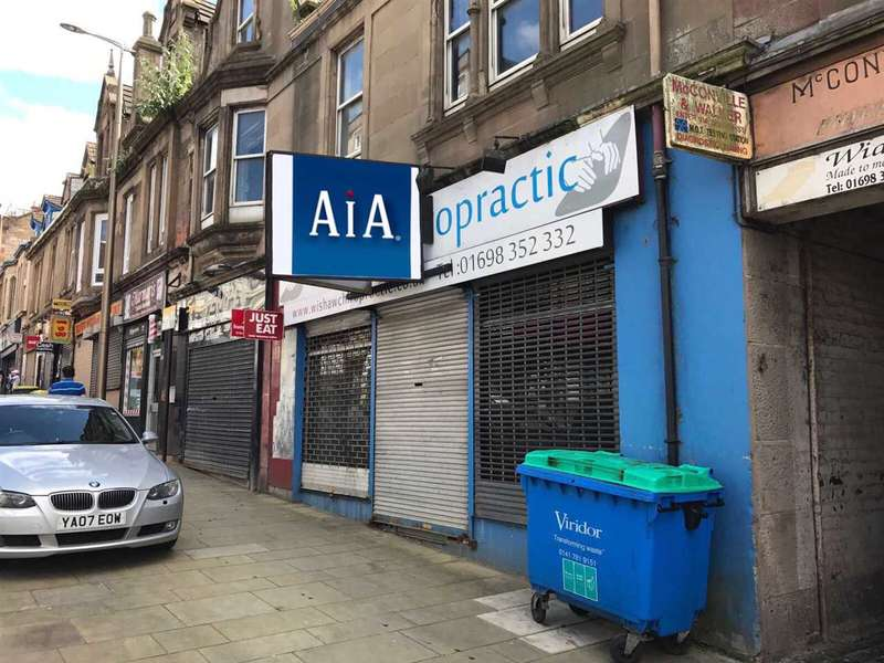 Shop Commercial for rent in Main Street, Wishaw