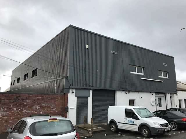 Commercial Property for rent in Payne Street, Glasgow