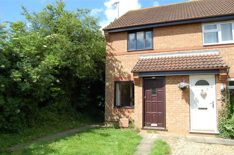 2 Bedrooms Semi Detached House for rent in Norwich Close, Sleaford