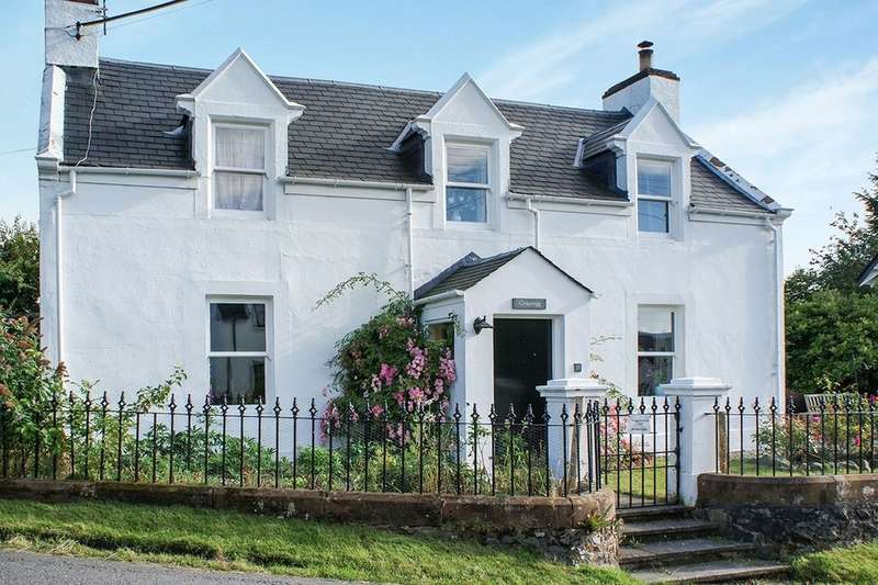 3 Bedrooms Detached House for sale in Midtown, Dalry, Castle Douglas, DG7