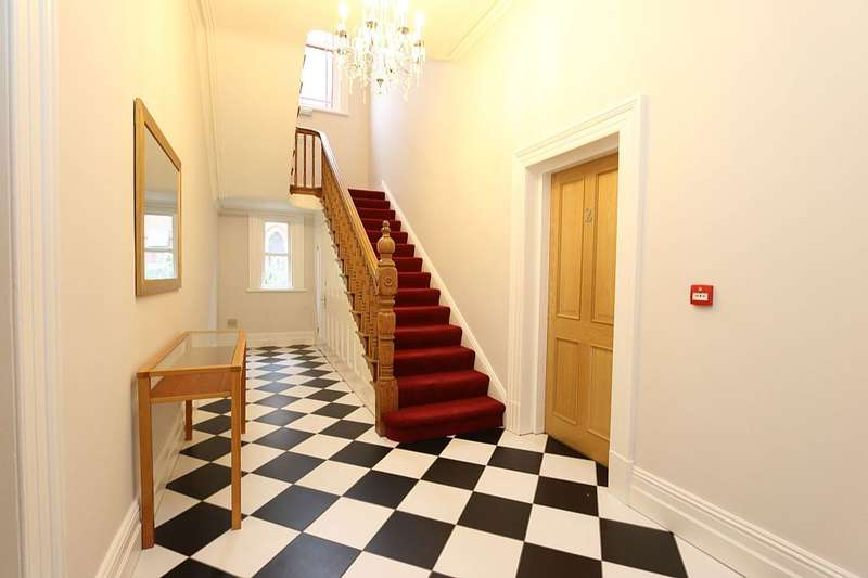 1 Bedroom Apartment Flat for sale in The Old Vicarage, 160 North Road, St. Helens, Merseyside, WA10 2TZ
